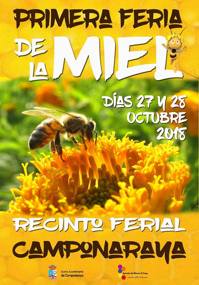 Feria de la miel camponaraya