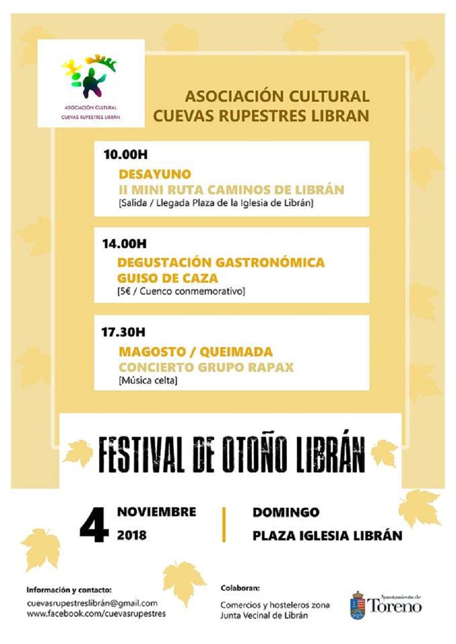 Festival de otoño de Librán