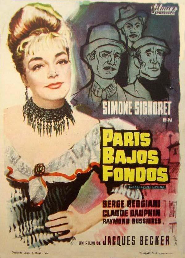 Película París bajos fondos