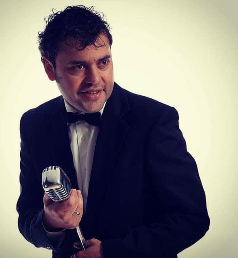 Monologuista berciano Andrés Campelo