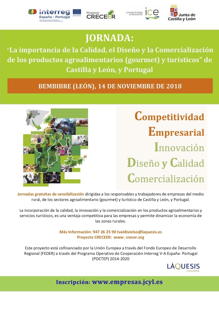 bembibre jornada competitividad alimentaria charla