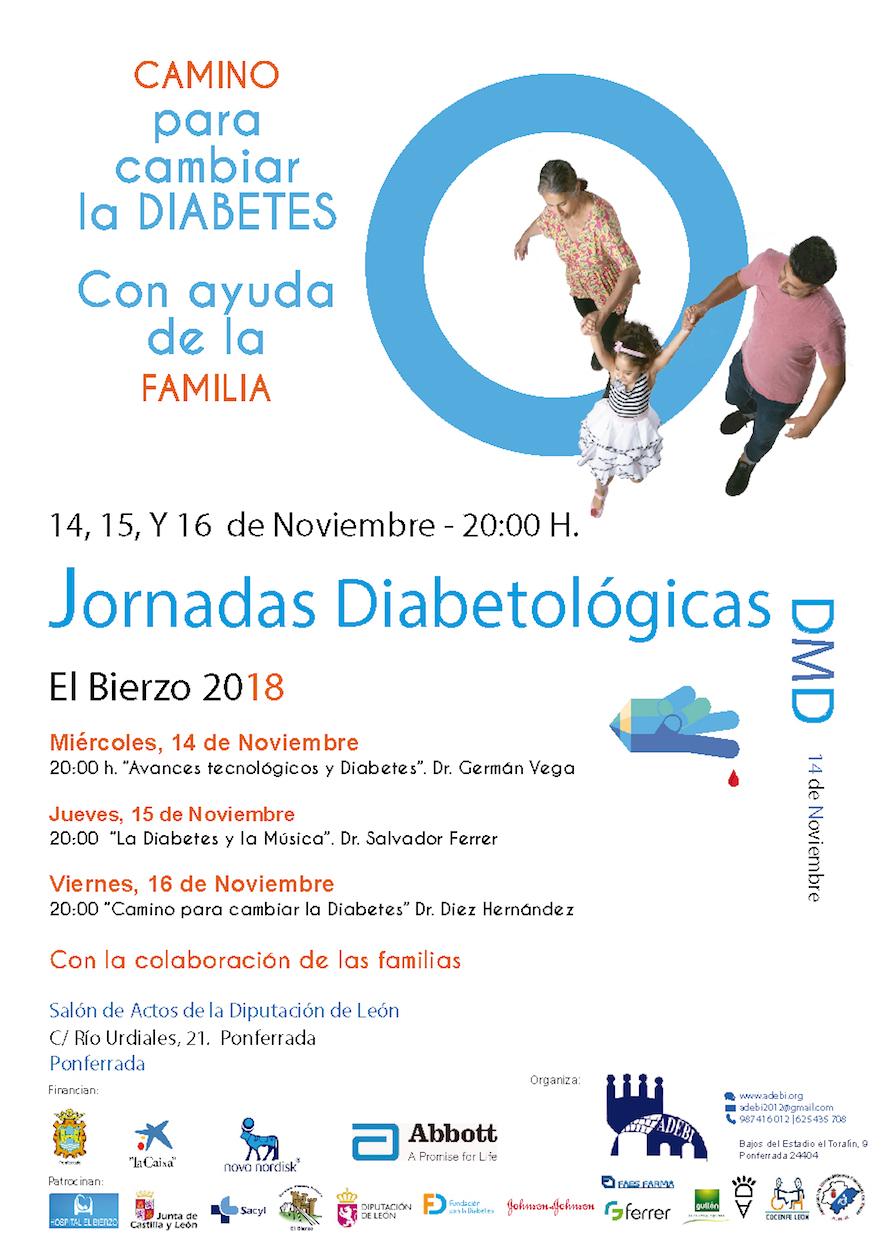 Adebi Ponferrada Bierzo Jornadas Diabetológicas