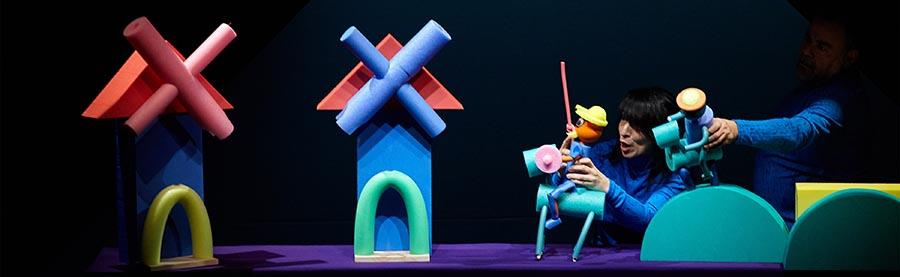 espectaculo infantil mi primer quijote en el teatro villafranquino enrique gil y carrasco villafranca del bierzo