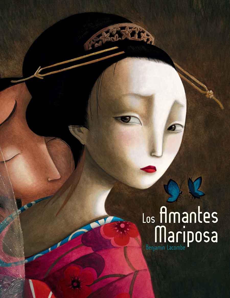 Exposición ilustradores franceses amantes mariposa