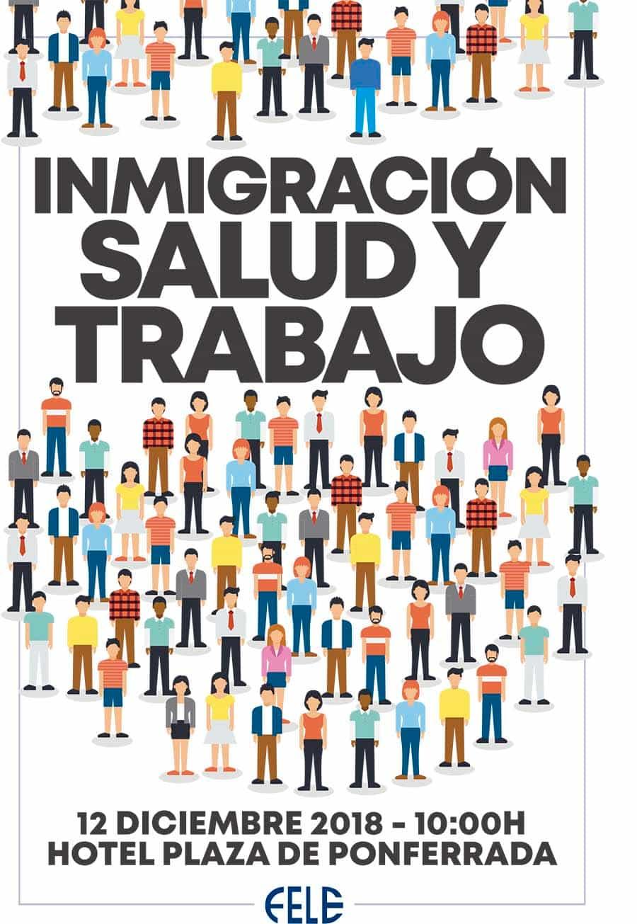 jornada sobre inmigracion salud y trabajo en cubillo del sil el bierzo
