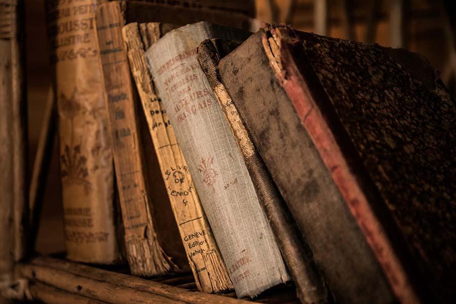 libros antiguos generica agenda de el bierzo
