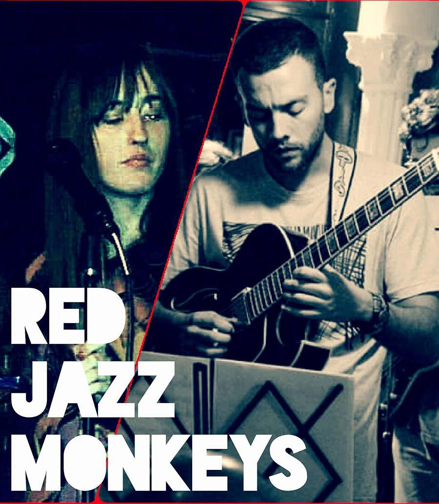 concierto de jazz the red jazz monkeys en el bar la obrera de bembibre el bierzo
