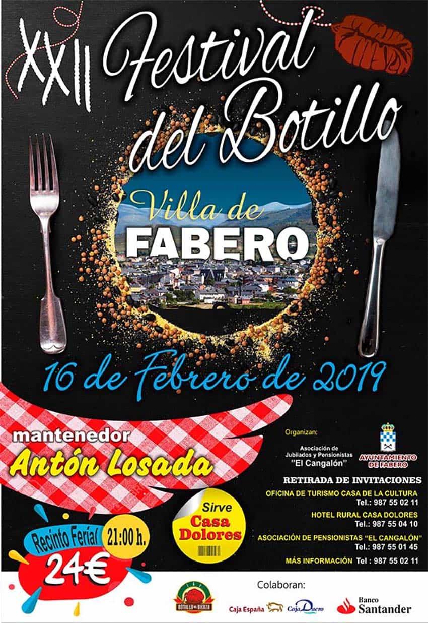 XII Festival del Botillo de Fabero