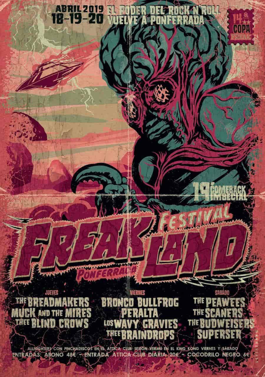 PONGA LO QUE USTED QUIERA - Página 23 Cartel-freakland-festival