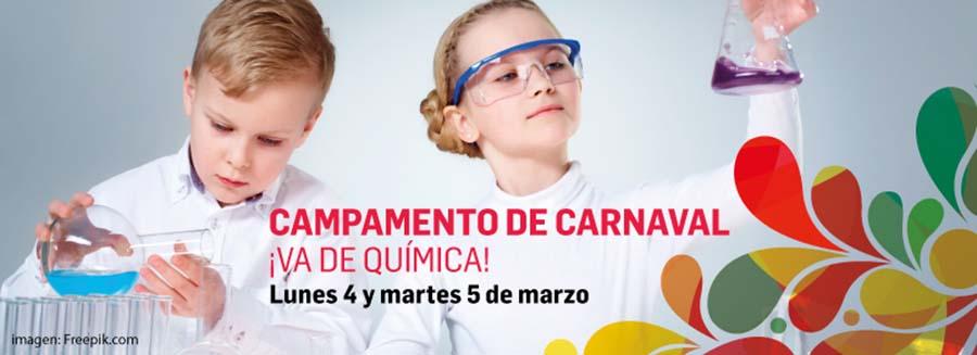 cartel campamento carnaval19 museo energia ponferrada el bierzo