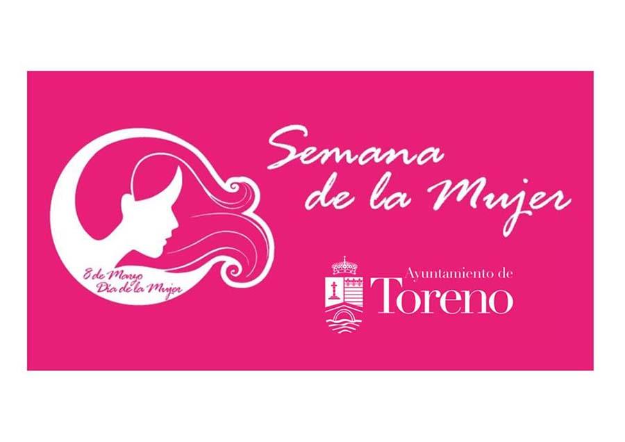 cartel dia internacional de la mujer toreno el bierzo