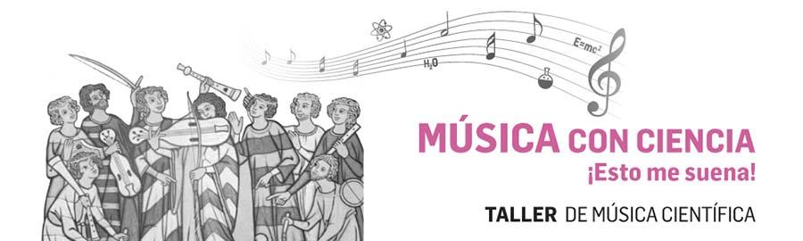 cartel taller musica medievo museo energia ponferrada el bierzo