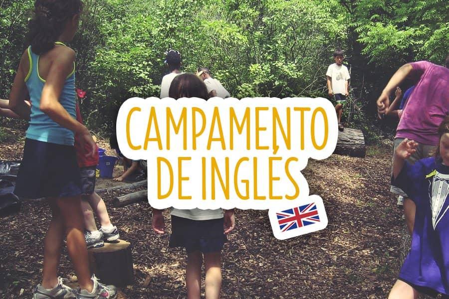 cartel campamento ingles paramo sil el bierzo