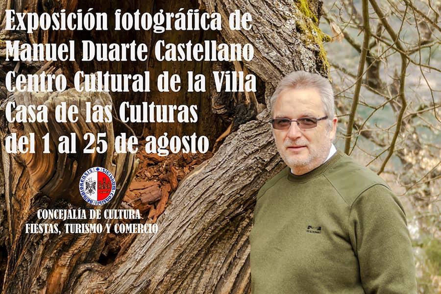 cartel expo fotografia manuel duarte bembibre el bierzo