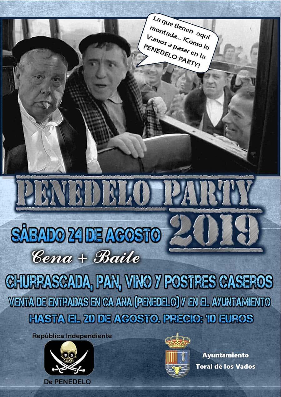 cartel penedelo party19 toral de los vados el bierzo