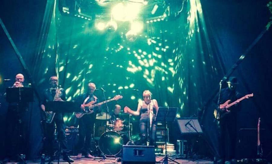 concierto smokey blue